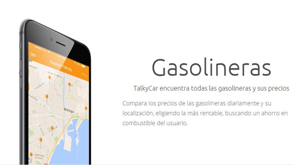 sistema gasolineras