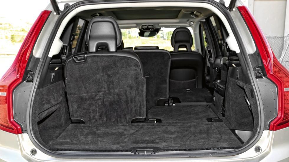 Volvo XC90 2015 maletero