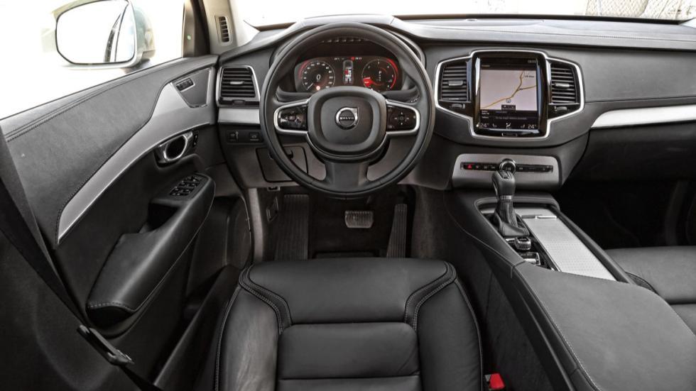 Volvo XC90 2015 salpicadero