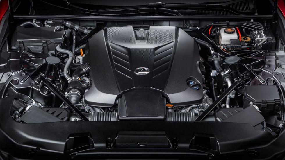 Lexus LC 500 motor