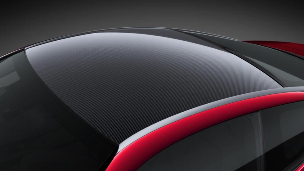 Lexus LC 500 techo