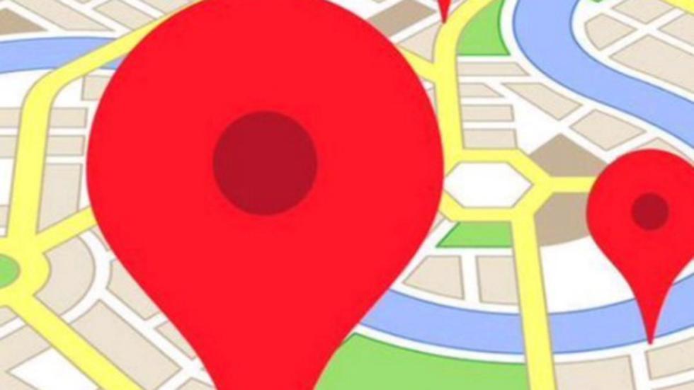 disfrazar google maps