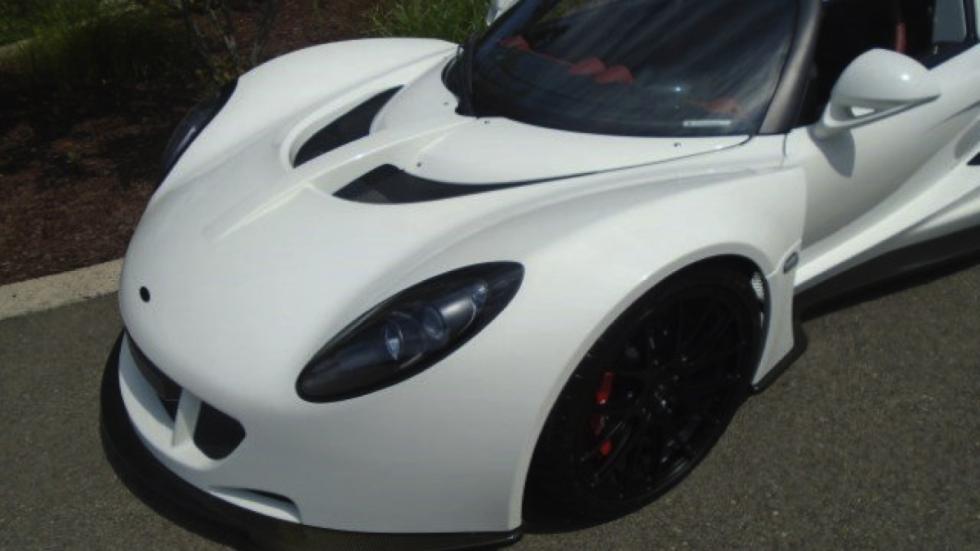 Hennessey Venom GT subasta