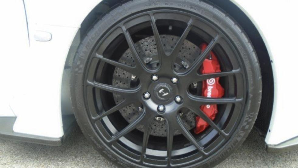 Hennessey Venom GT subasta ruedas