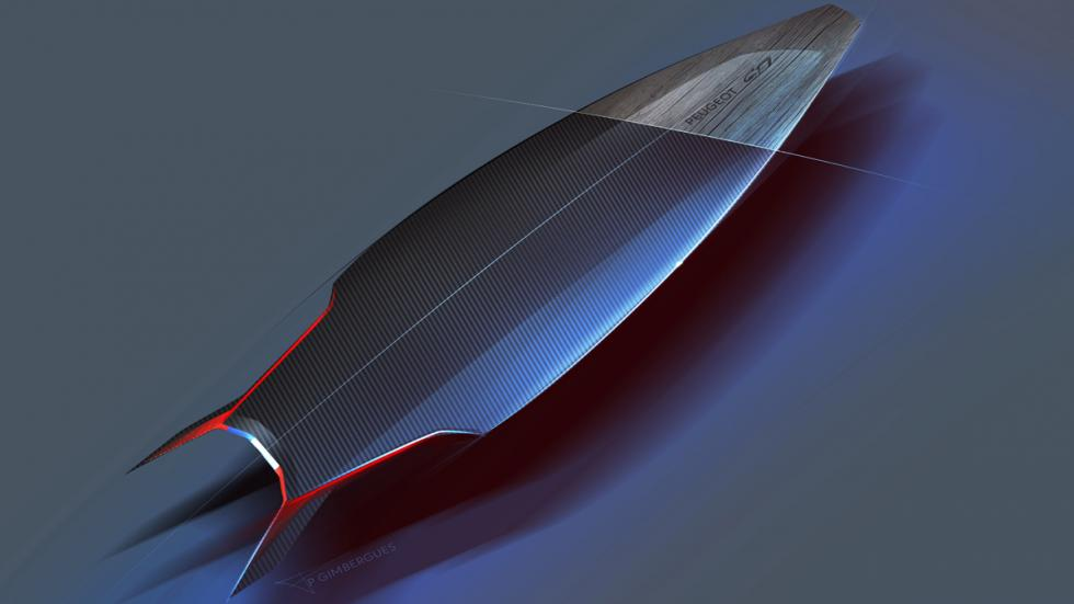 surfboard peugeot design lab