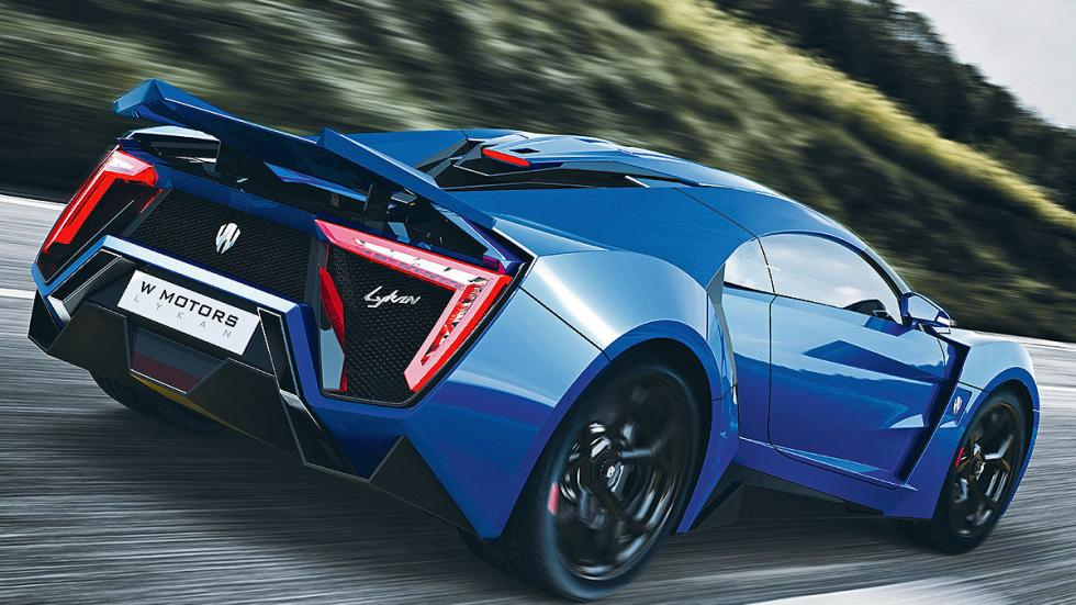 Lykan Hypersport: 385 km/h