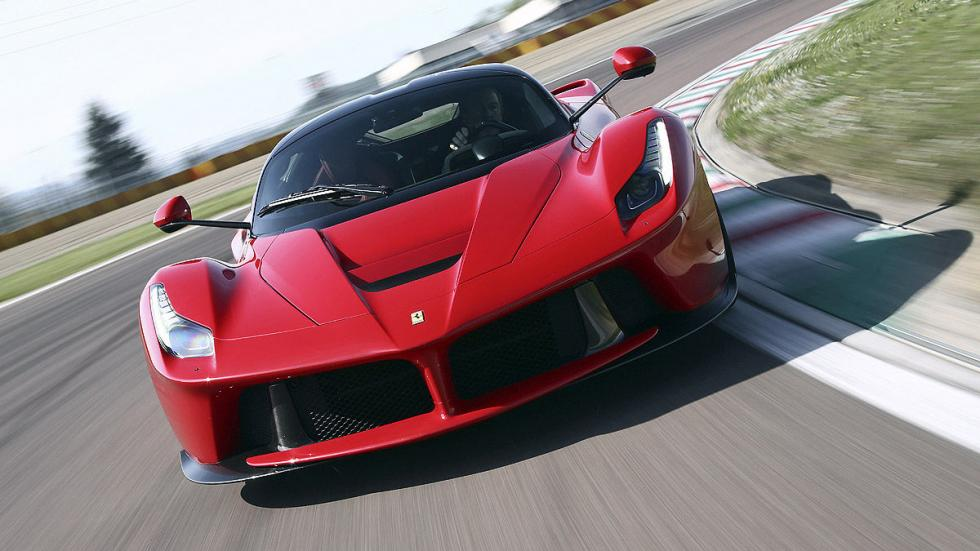 Ferrari LaFerrari: 350 km/h