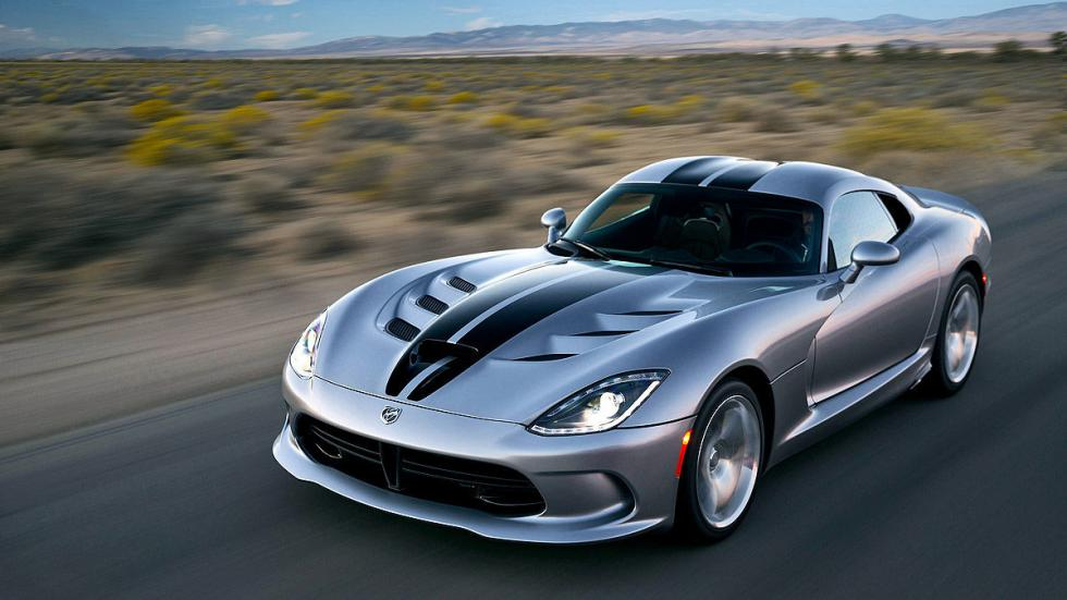 SRT Viper: 332 km/h