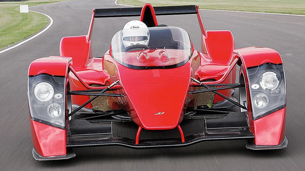Caparo T1: 322 km/h