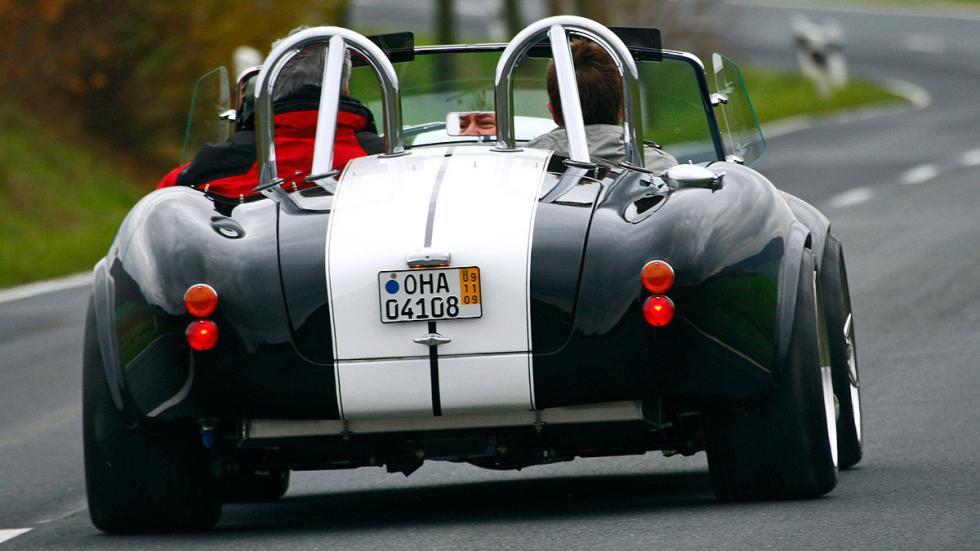Weineck Cobra 12.9: 320 km/h
