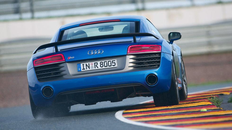 Audi R8 LMX: 320 km/h