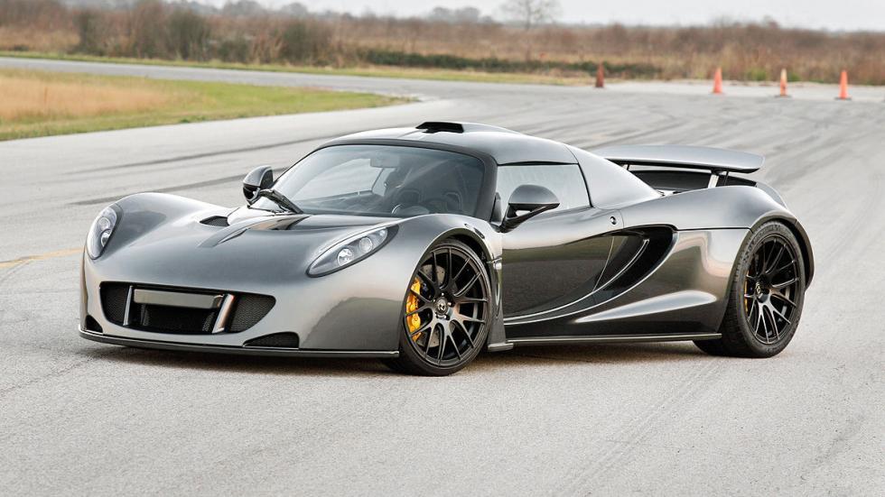 Hennessey Venom GT: 435 km/h