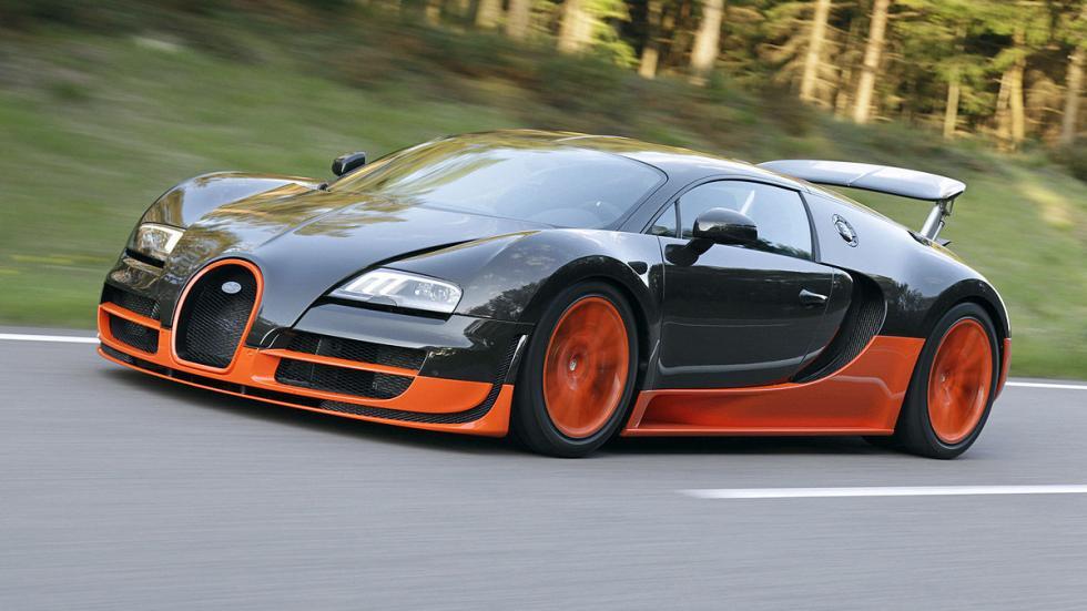 Bugatti Veyron 16.4 Super Sport: 431 km/h,