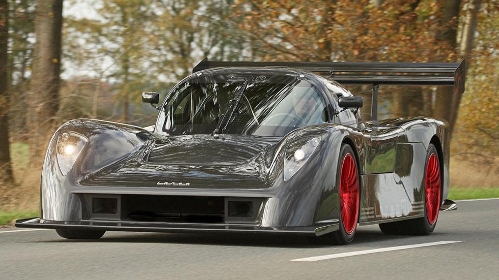Fahlke Larea GT1 S12: 430 km/h