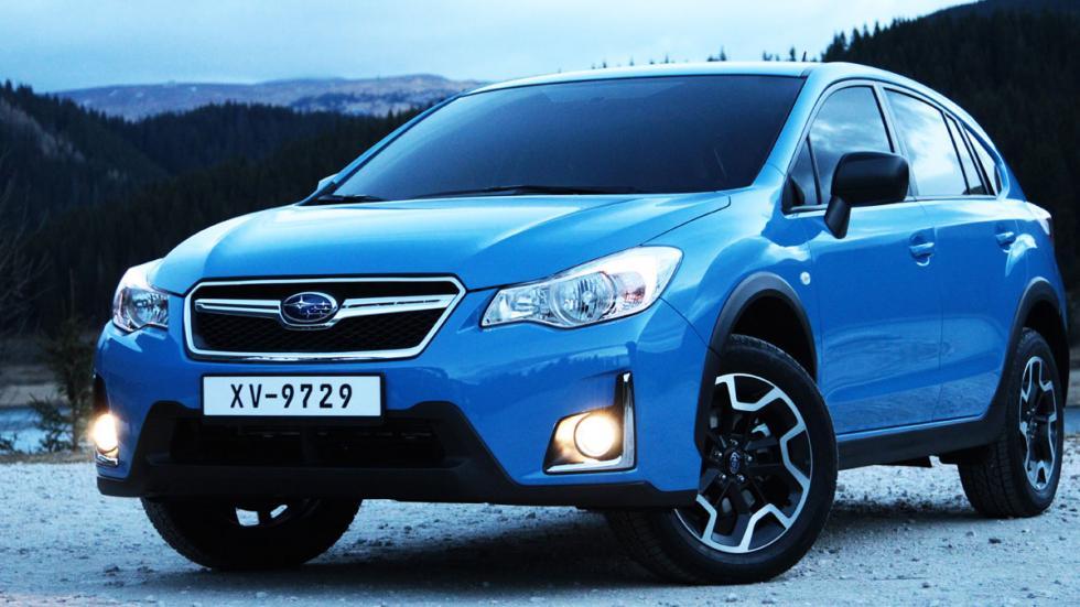 Subaru XV 2016 tres cuartos delanteros
