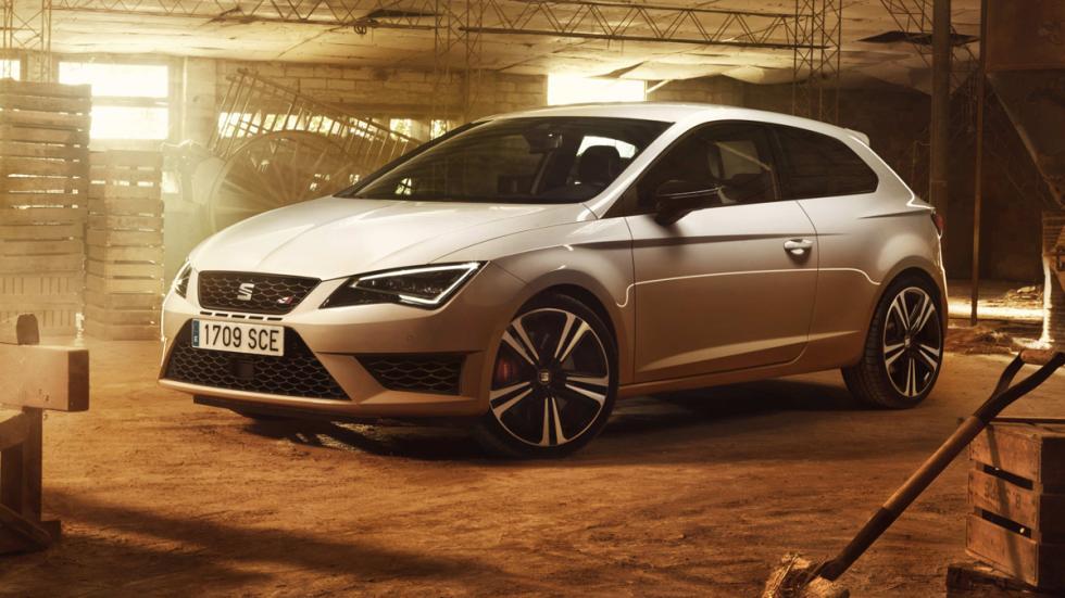 compactos-harán-olvidar-deportivos-Seat-León-Cupra