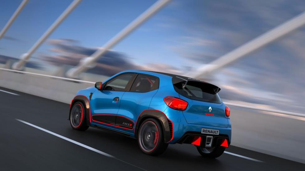 Renault Kwid trasera