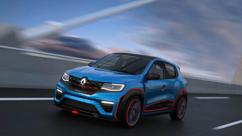 Renault Kwid delantera