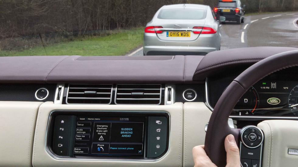 coches autonomos jaguar land rover probarán laboratorio en vivo 65 km