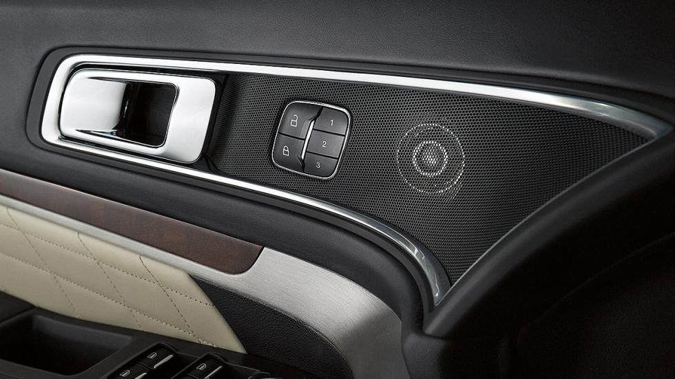 Prueba: Ford Explorer 2016 detalle