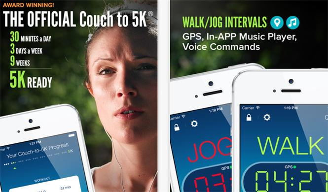 6 apps imprescindibles para runners 7