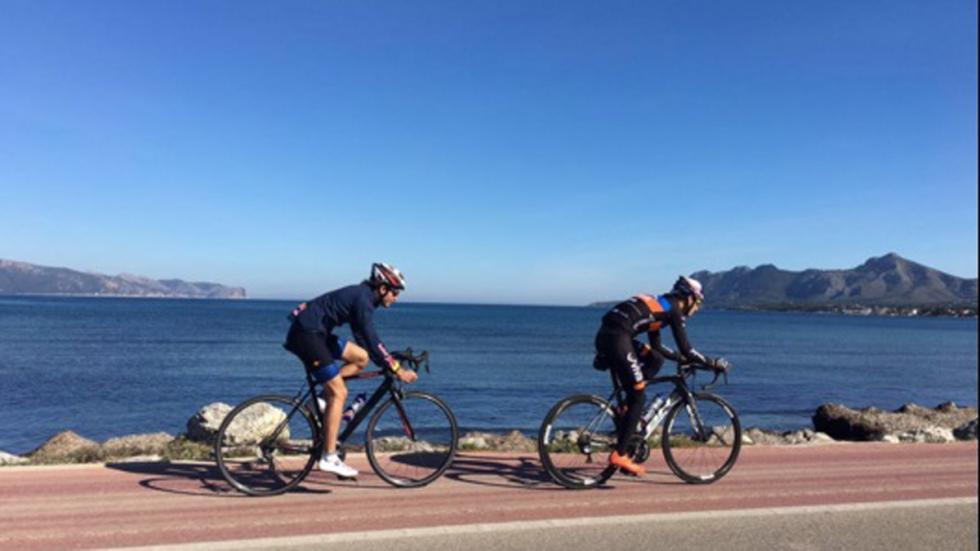 turno bicicleta montaña