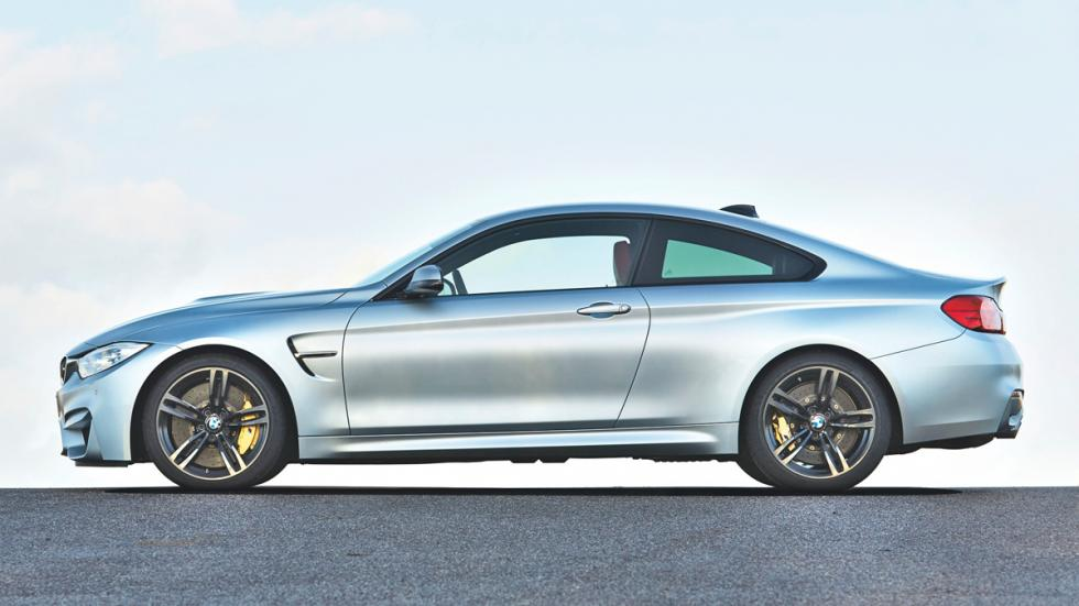 BMW M4 lateral
