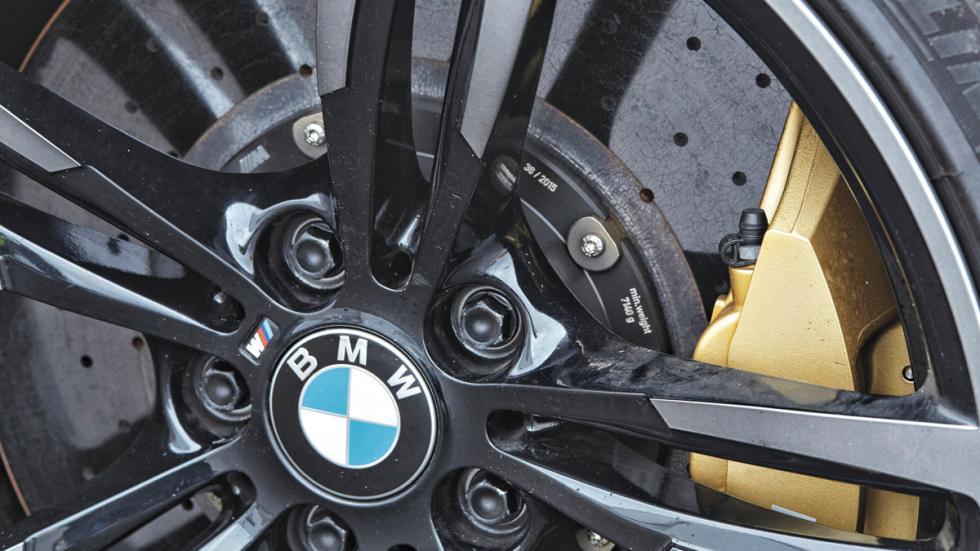 BMW M4 frenos ceramicos