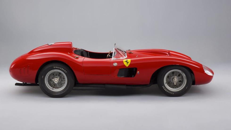 Ferrari 335 S Scaglietti lateral