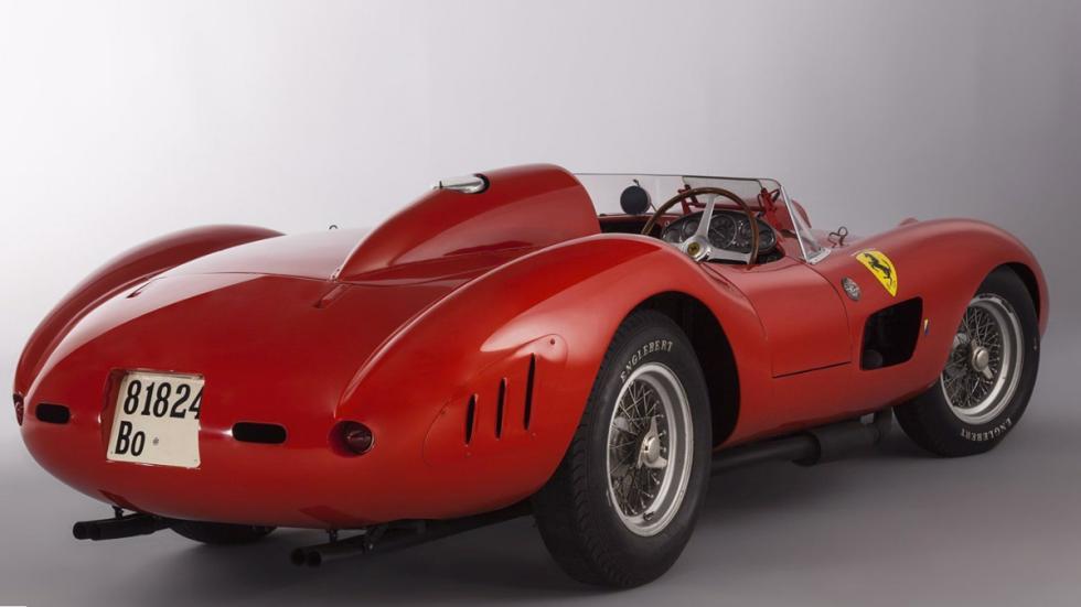 Ferrari 335 S Scaglietti trasera