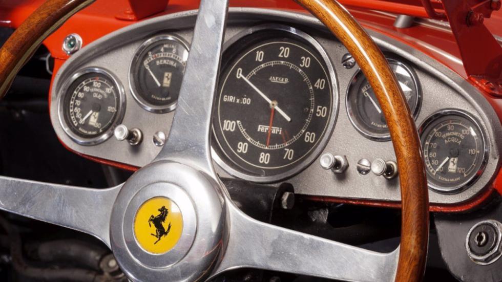 Ferrari 335 S Scaglietti cuadro mandos
