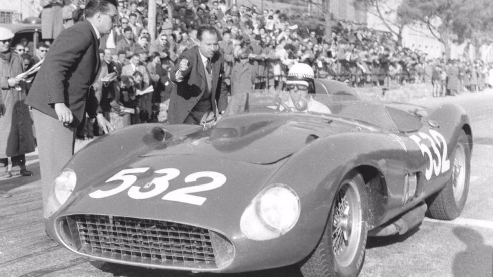 Ferrari 335 S Scaglietti Mille Miglia 1957