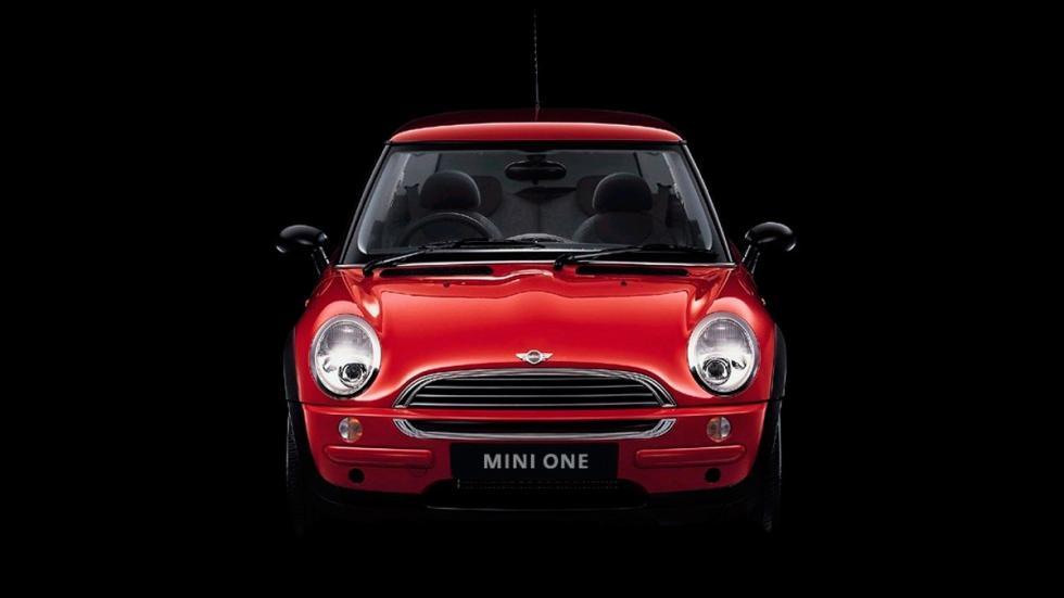 mini one delantera