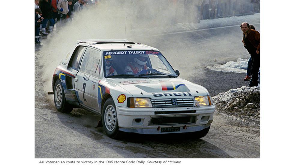 Peugeot 205 T16 C11 Portugal 85
