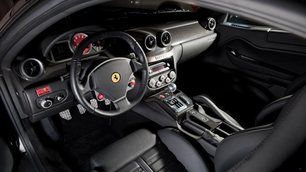 Ferrari 599 Manual interior