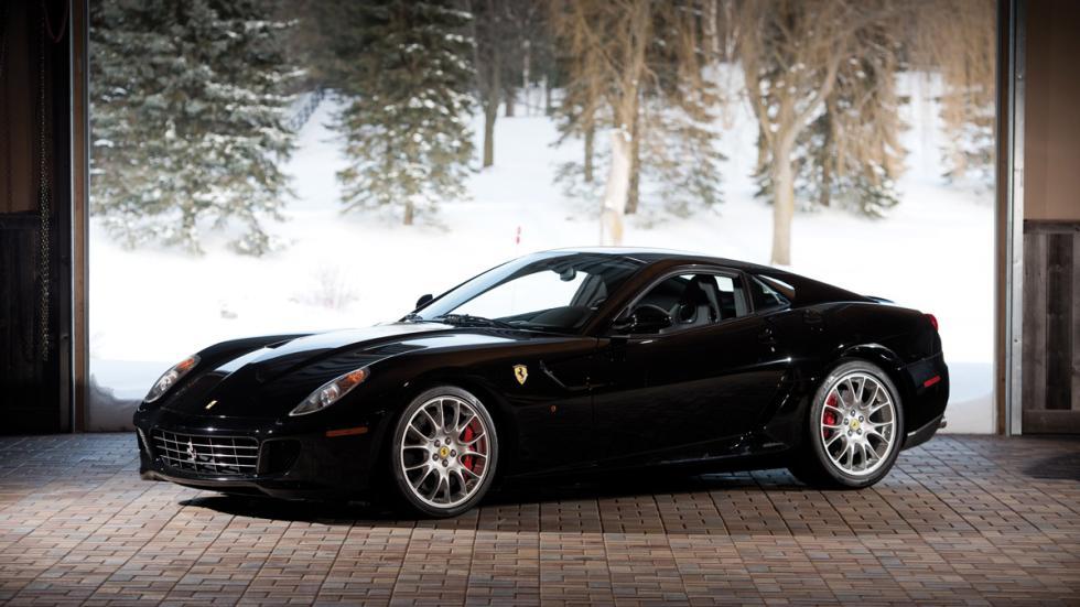 Ferrari 599 Manual