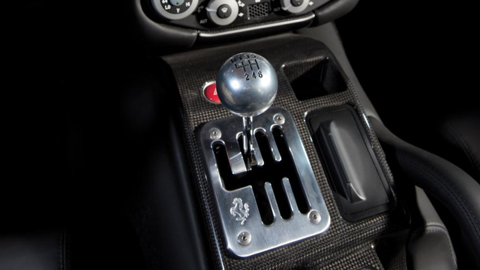 Ferrari 599 Manual caja