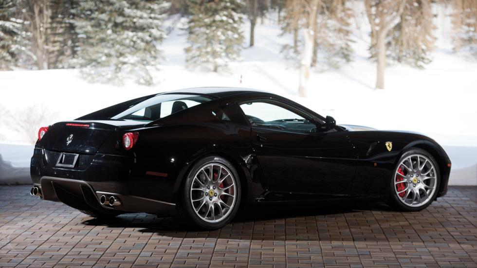 Ferrari 599 Manual trasera