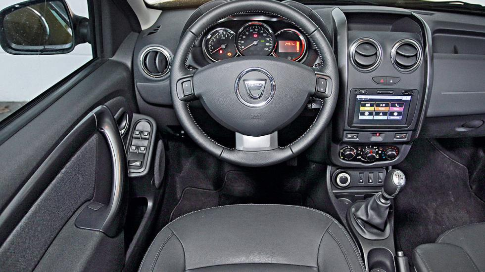 Dacia Duster volante