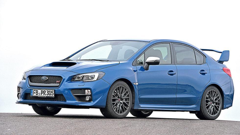 Subaru WRX i
