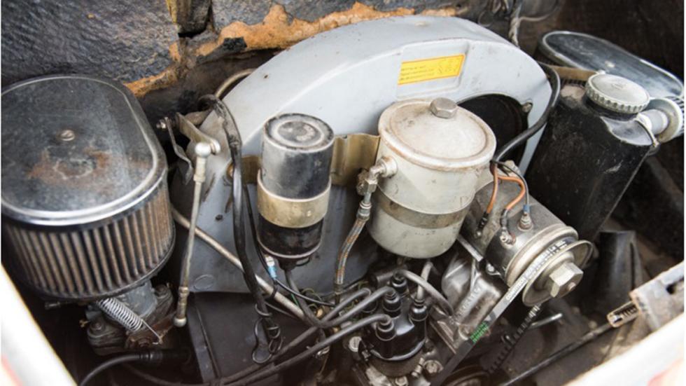 motor porsche 356 c subasta