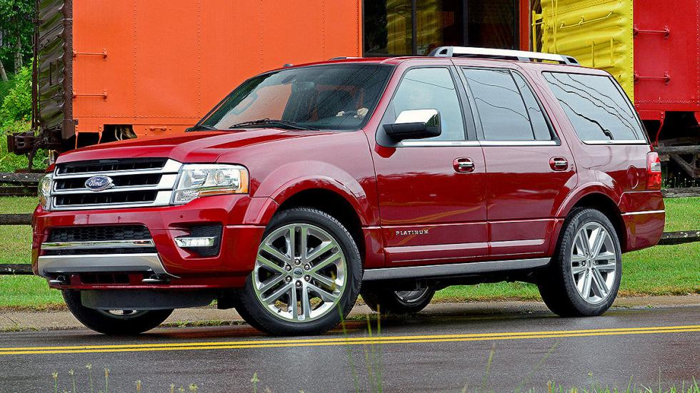 Ford Expedition lateral