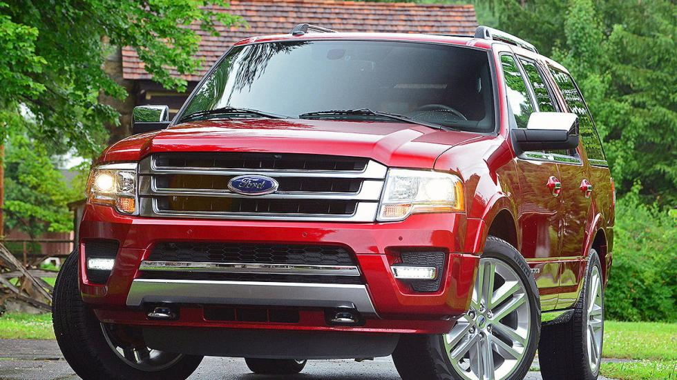 Ford Expedition parrilla