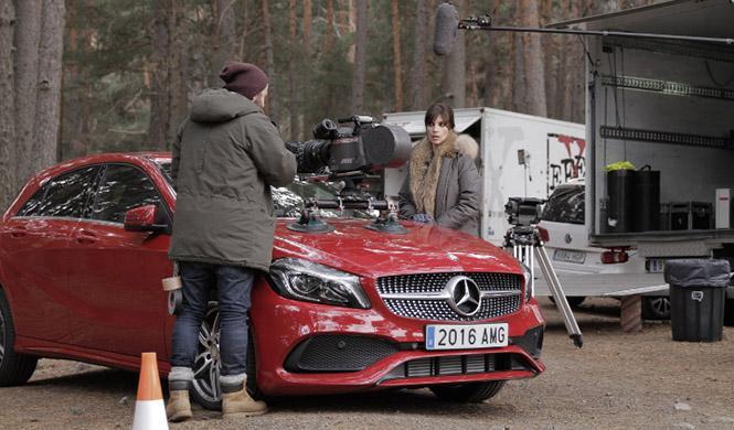 Anuncio Maribel Verdú Mercedes Benz 4
