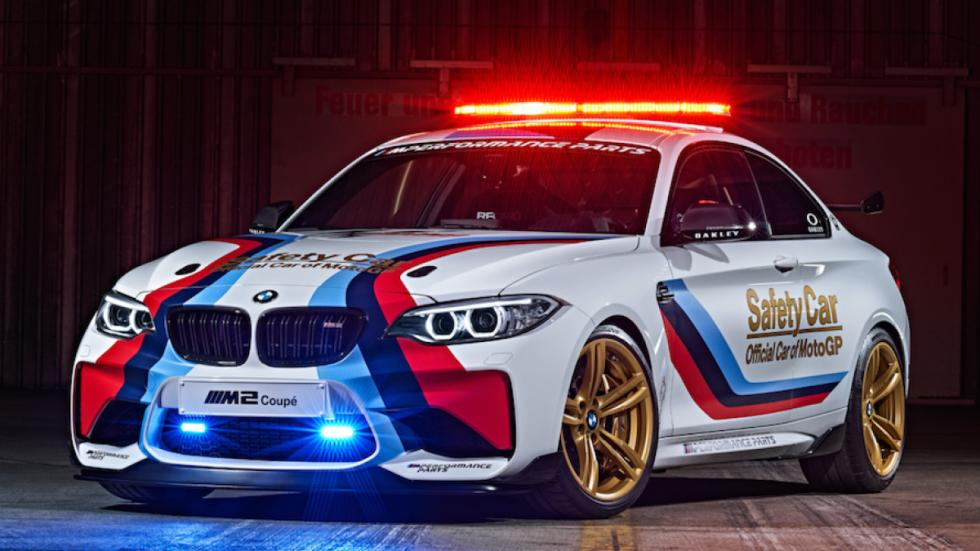 BMW M2 Safety Car MotoGP