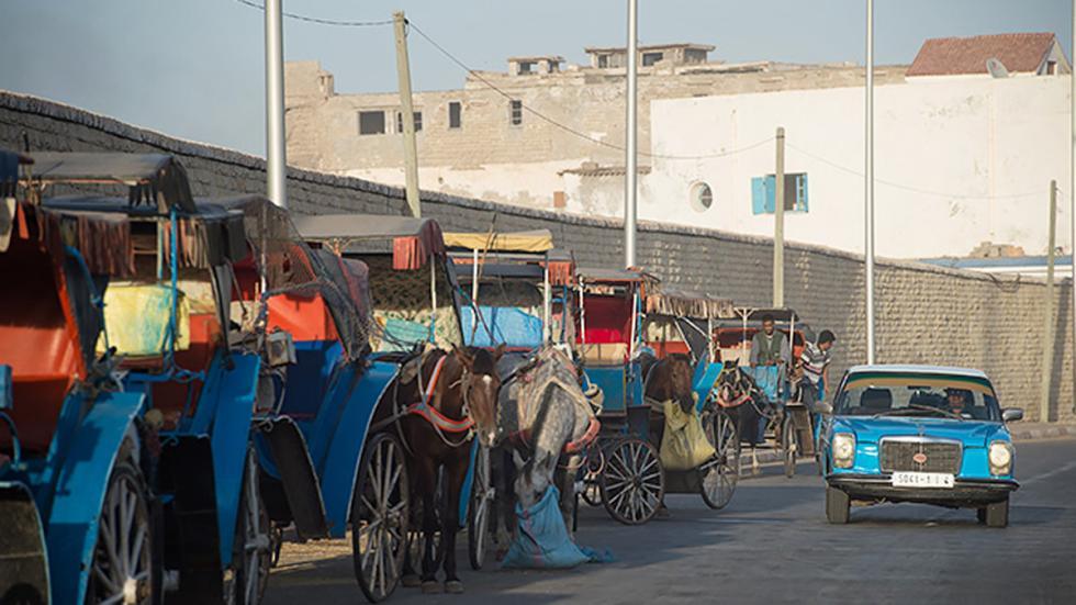 taxi mercedes-benz marruecos