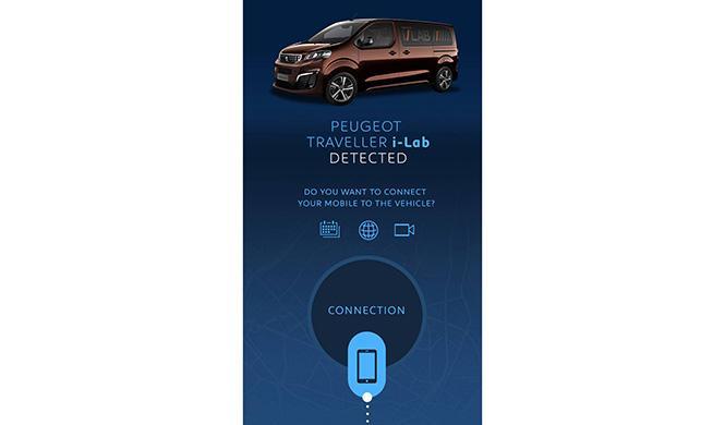 Peugeot Traveller i-Lab 6