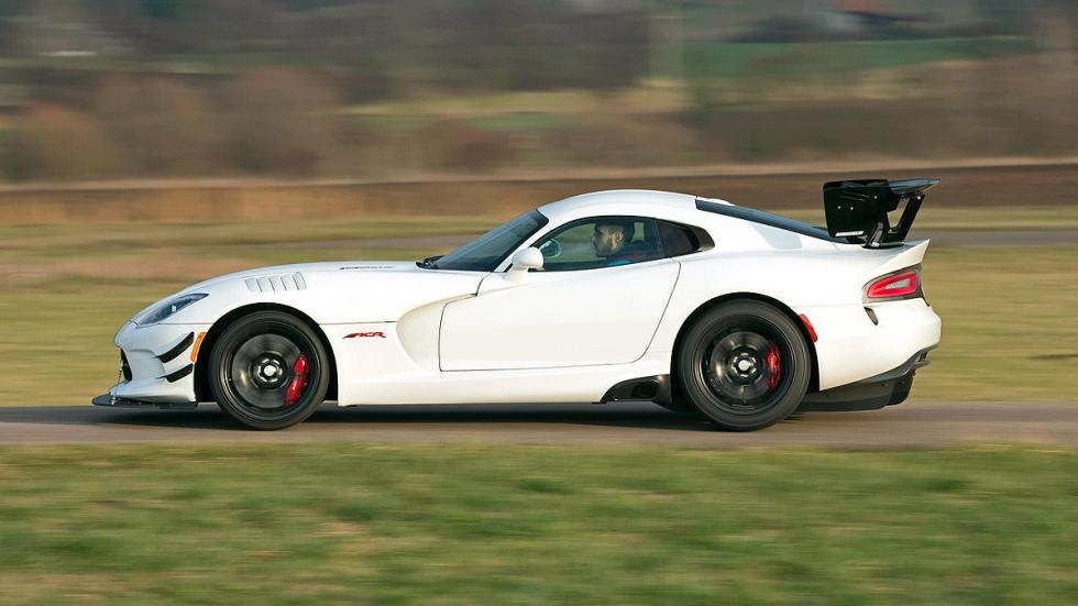 Dodge Viper ACR freno barrido
