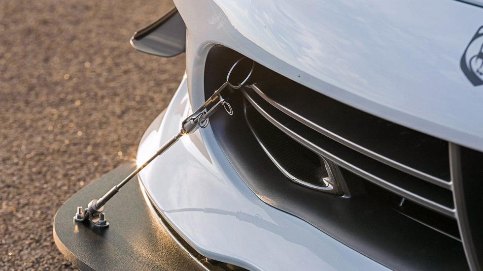 Dodge Viper ACR detalle