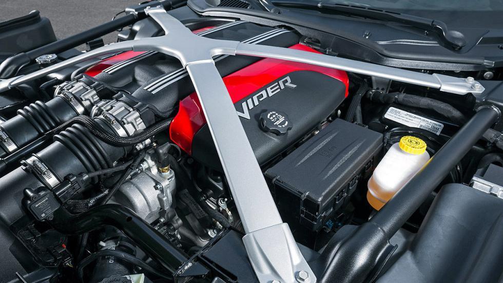 Dodge Viper ACR motor